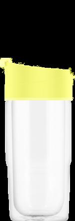 Кружка путешественника Nova Ultra Lemon 0.37 L