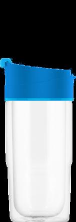 Кружка путешественника Nova Electric Blue 0.37 L