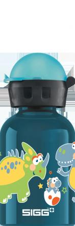 Детская бутылка для воды Bottle Small Dino 0.3l