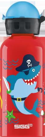 Детская бутылка для воды Underwater Pirates 0.4l