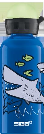 Детская бутылка для воды Sharkies 0.4l