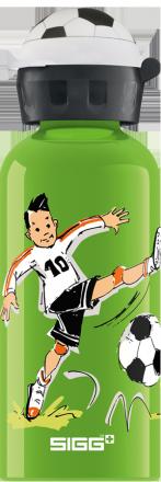Детская бутылка для воды Footballcamp 0.4l