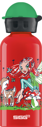 Детская бутылка для воды Bottle Fairy World 0.4l