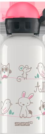 Детская бутылка для воды All my friends 0.4l