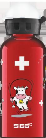 Детская бутылка для воды Funny Cows 0.4l