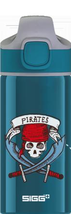 Детская бутылка для воды Pirates 0.4l
