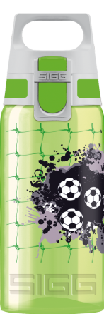 Бутылка для воды VIVA ONE Football 0.5l