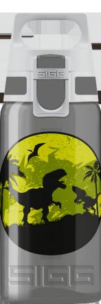 Бутылка для воды VIVA ONE Dinos 0.5l