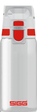 Бутылка для воды Total Clear ONE Red 0.5l