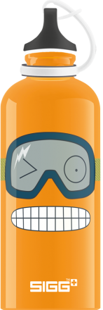 Детская бутылка для воды Funny Face 0.6l