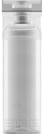 Бутылка для воды Feel Transparent 0.6l