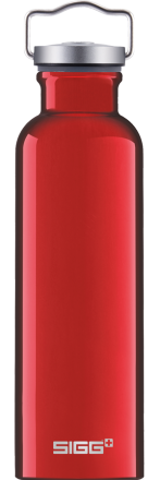 Бутылка для воды Original Red 0.75l
