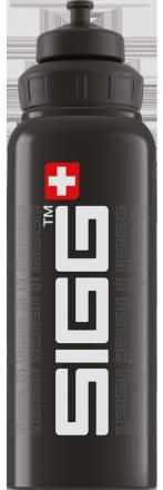 Бутылка для воды SIGGnature Black 1l
