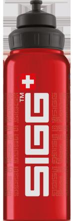 Бутылка для воды SIGGnature Red 1l