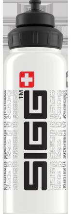 Бутылка для воды SIGGnature White 1l