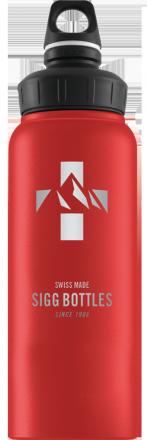 Бутылка для воды WMB Mountain Red 1l