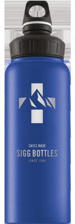Бутылка для воды WMB Mountain Blue 1l