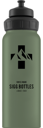 Бутылка для воды Mountain Leaf Green 1l