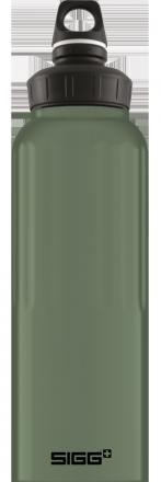 Бутылка для воды WMB Traveller Green Leaf Touch 1.5l
