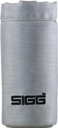 Нейлоновая сумка серебро 0,4 л