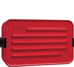 Metal Box Plus L Red