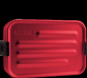Metal Box Plus S Red