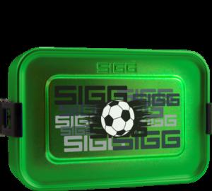 Ланч бокс Plus S Football Green